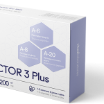 Protector 3 Plus Peptide Complex - Improves blood quality Improves sleep quality-Increases efficiency and performance-Has pronounced anti-stress and antioxidant effects 2
