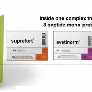 Gastro 3 Plus Peptide Complex - Improves the function of the gastrointestinal tract 1